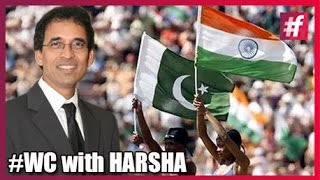 #fame cricket -​​ #WCwithHarsha India Vs Pakistan!