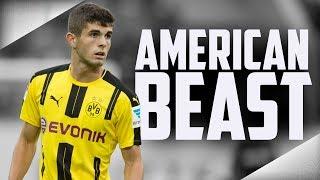 Christian Pulisic ● American Beast ● Skills & Goals ● 2017 | HD