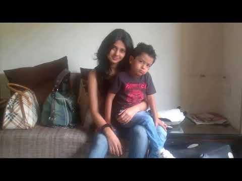 Jennifer Winget With Son - Maya- Beyhadh - YouTube