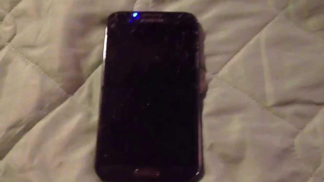 super popular ed89e 0061d eBay Listing: Samsung Galaxy Note 2 (At&t) Cracked/Black Screen