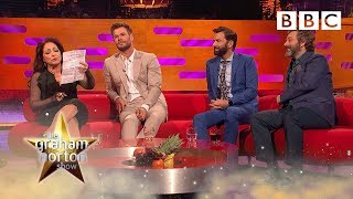 Gloria Estefan's hilarious song about being short 😂 | The Graham Norton Show - BBC