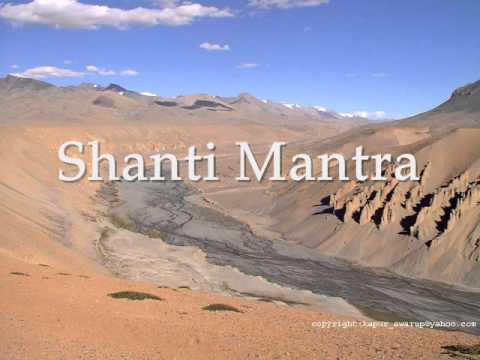Shanti Mantra - Ravi Shankar & George Harrison