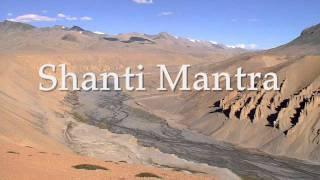 Repeat youtube video Shanti Mantra - Ravi Shankar & George Harrison