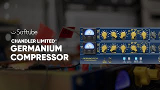 Introducing Chandler Limited® Germanium Compressor – Softube