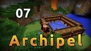 Minecraft Archipel 07 - PNJ un jour PNJ toujours