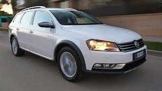 Volkswagen Passat Alltrack Тест драйв Anton Avtoman