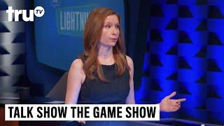 Talk Show the Game Show - Lightning Round: Anders Holm vs. Lennon Parham | truTV