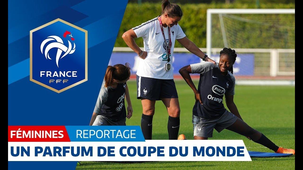 equipe de france feminine coupe du monde