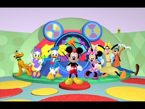 Disney Mickey Mouse Clubhouse Games Mickey Mouse Animal Video