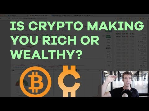 Is Crypto Making You Rich Or Wealthy? BTC Hits $4,730, RISE, Verge, Trade FOMO - CMTV Ep37