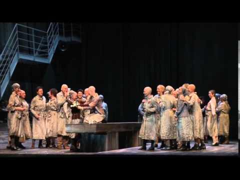 Die Passagierin - Oper Frankfurt