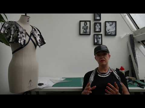 Euroart Studios Tottenham: Vivienne Austin, Fashion Designer & Business Consultant