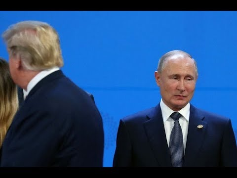 How Putin was ignored at the G20 summit in Argentina. VIDEO