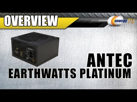 Antec EarthWatts Platinum Series EA-650 650W Power Supply