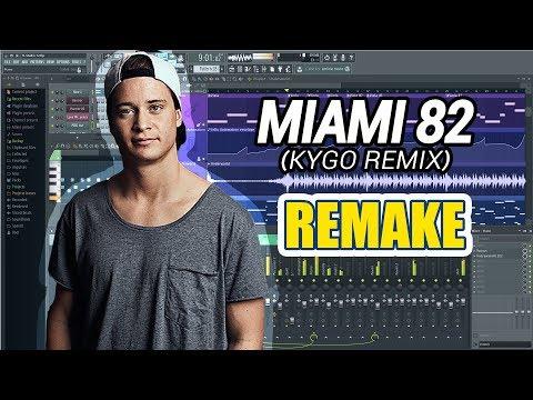 Kygo - Miami 82 Remake - Free FLP