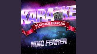 Je Cherche Une Petite Fille — Karaoké Playback Instrumental — Rendu Célèbre Par Nino Ferrer