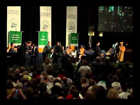 School of Medicine -- Professional Programs, May Commencement, 2014: West Virginia University