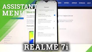 How to Deactivate Google Assistant in REALME 7i – Block Google Assistant