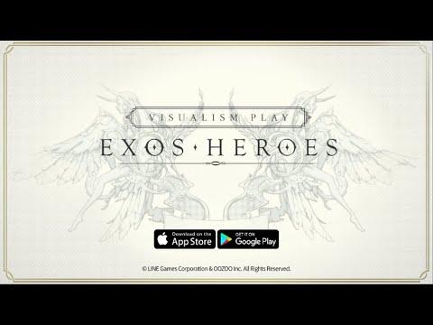 [EXOS HEROES] Trailer