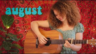 Baixar Taylor Swift – august Cover