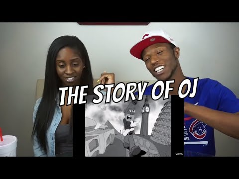 JAY-Z - The Story of O.J. | REACTION