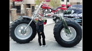 Ultimate Monster bicycle Of The Year || fun Skill ||