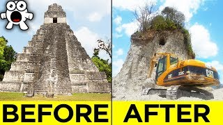 Amazing Attractions That No Longer Exist Because We