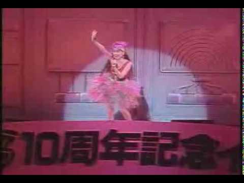 Pajama Jama Da LIVE (Kanako Narikiyo) - Urusei Yatsura ( うる星やつら) 10th Anniversary Party