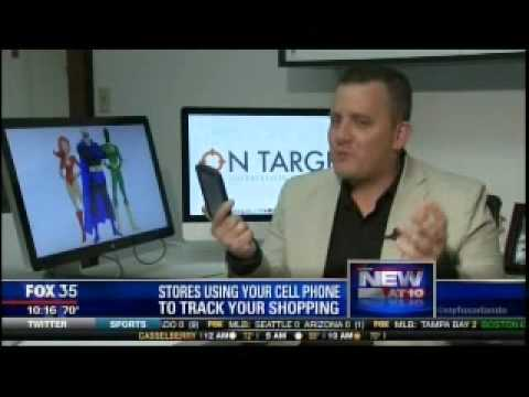 Retail Stores Tracking Your Movements Via Smartphones & WIFI