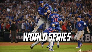 MLB | 2016 World Series Highlights (CHC vs CLE)