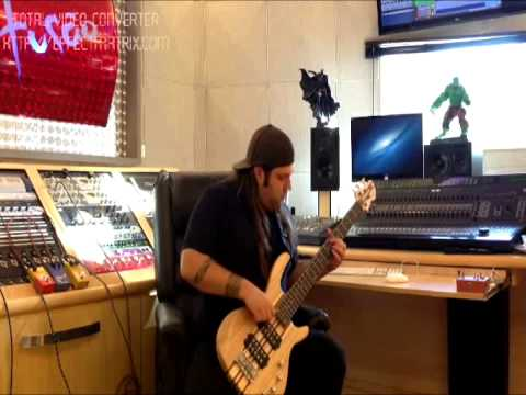 NOTURNALL - FERNANDO QUESADA - Nocturnal Human Side - Bass Recording
