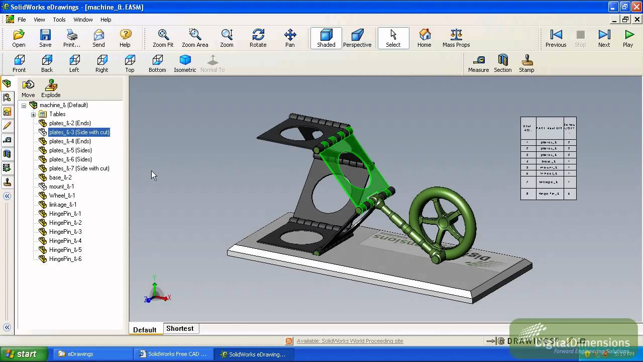 SLDASM VIEWER FREE DOWNLOAD