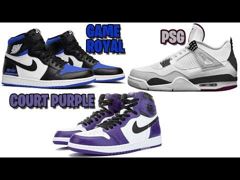 air-jordan-1-game-royal,-jordan-4-psg,-jordan-1-court-purple,-jordan-13-cny-and-more