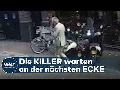 IM VISIER DER MAFIA: Niederländischer Reporter de Vries kämpft weiter um sein Leben | WELT Thema