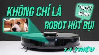 Robot hút bụi lau nhà này có tất cả những gì bạn cần! Đánh giá chi tiết Ecovacs Deebot OZMO T8 AIVI!