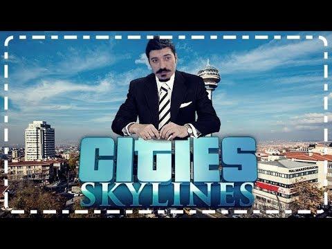 HERKES MUTLU OLACAK   Cities : Skylines