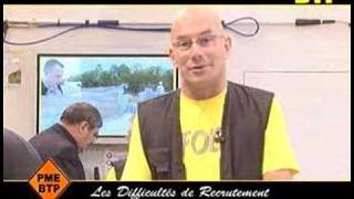 Alain Marion, responsable recrutement / formation commercial