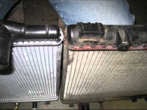 Toyota Avalon Radiator Replacement By Twobeers Youtube