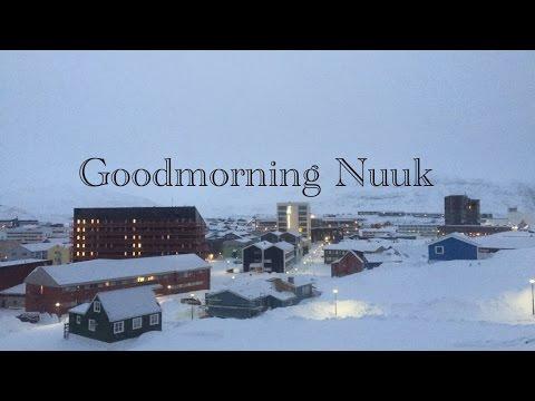 Goodmorning Nuuk - 20th marts 2015.