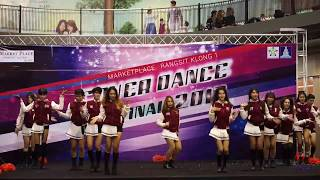170819 HeeH cover K-pop - 비밀이야 (Secre) & HAPPY & Catch me @ Market place cover dance 2017