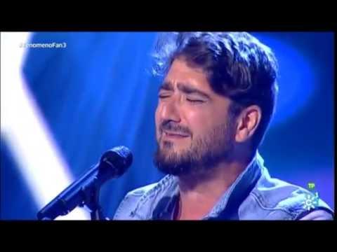 """Fenómeno Fan: Antonio Orozco canta """"Mi Héroe"""""""