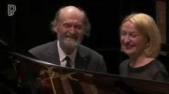 Berceuse estonienne par le Tallinn Chamber Orchestra avec la présence d'Arvo Pärt