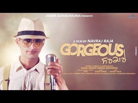 Gorgeous Sarkare | Rana Ranjit Singh Winnipeg | Full video|New Punjabi Song 2018 | Boombox