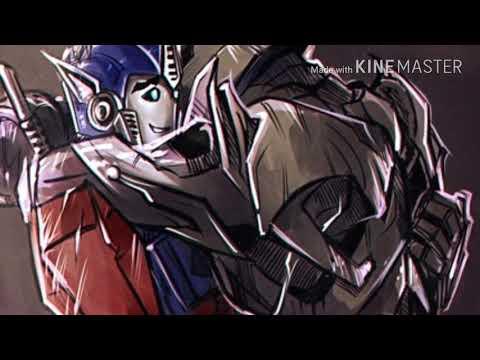 Repeat Transformers Armada ~ Megatron x Optimus ~ Don't Trust Me [+