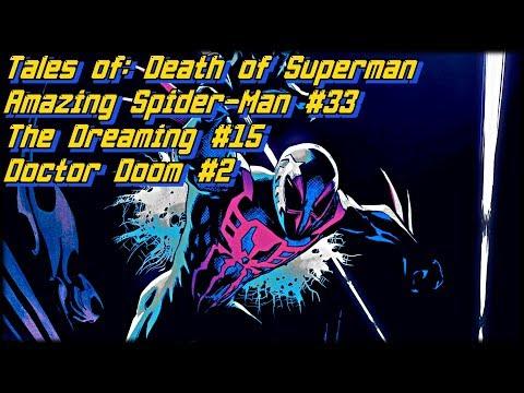 Новинки 06.11: Amazing Spider-Man #33, Doctor Doom #2, The Dreaming #15, Death of Superman