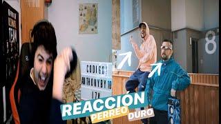 (REACCIÓN) Perreo Duro - Papi Gavi x Alex Martini (VIDEOCLIP OFICIAL)