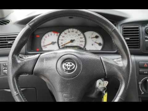 2004 toyota corolla s 5 speed mnaual 34 mpg for sale in. Black Bedroom Furniture Sets. Home Design Ideas