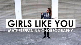 Baixar GIRLS LIKE YOU - Maroon 5 ft Cardi B Dance Cover | Matt Steffanina Choreography