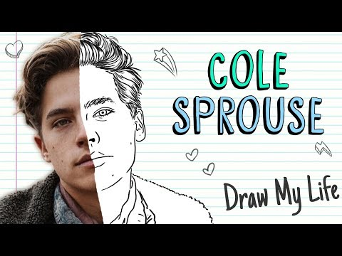 COLE SPROUSE  Draw My Life