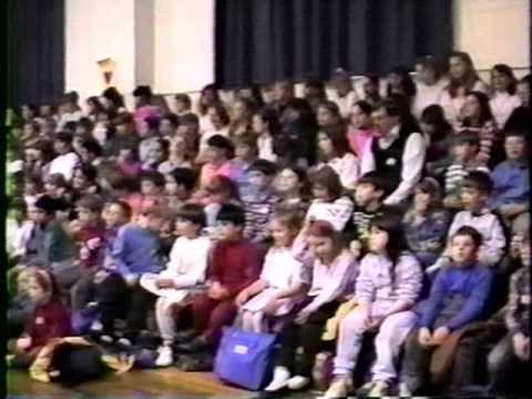 High Bridge Middle School NJ 1991 A World In Tune